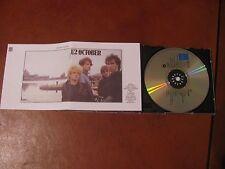 U 2 - October - CD - booklet con foto e note -  11 tracce