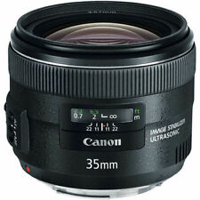 Canon EF 35mm f/2 IS USM Lens 5178B002