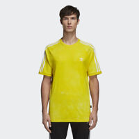 BRAND NEW $54 adidas Men's Pharrell Williams Hu Holi Tee CW9102 Yellow