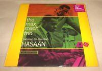 Max Roach Trio : featuring Hasaan : LP (180 gram Remastered)