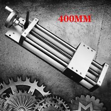 Linear Guide Cnc Slide Kit Manual Sliding Table Stroke 400mm Ballscrew Sfu1605