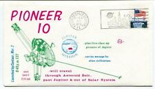 1972 Pioneer 10 Asteroid Belt Jupiter Solar System Kennedy Space Center NASA USA