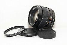 REVUENON AUTO 55mm 1,4 Vite M42 Obiettivo Reflex TOMIOKA STYLE <Anche Digitali>