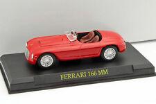 Ferrari 166 MM rot / red 1:43 Ixo Altaya