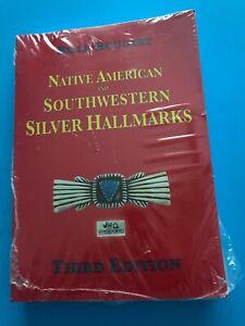 Native American and Southwestern Silver Hallmarks Billie Hougart New Sealed
