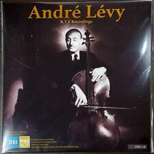 Andre LEVY - Ravel,Honegger,Martinu Cello Sonata [ED1 500 Copies no.269] SEALED