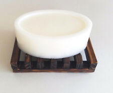 Fragrance Free / Unscented - Shea Butter Body Soap  - 5 oz Bar - Made to order