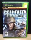 CALL OF DUTY L'ORA DEGLI EROI - XBOX - PAL - NEW OLD STOCK FACTORY SEALED