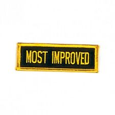 """Most Improved Martial Arts Patch - 3.5"""""""