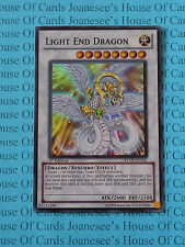 Light End Dragon RYMP-EN067 Super Rare Yu-Gi-Oh Card 1st Edition New