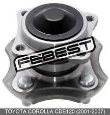 Rear Wheel Hub For Toyota Corolla Cde120 (2001-2007)