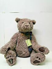 Thaddeus Gold ~ Limited Edition Mohair Bear By Gotta Getta Gund ~ Lovely Size!!! Bears