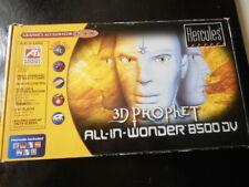 Hercules 3D Prophet All-In-Wonder 8500 DV, 64 MB DDR, AGP, in der OVP