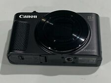Canon PowerShot SX620 HS 20.2MP Digital Camera - Black Great Condition