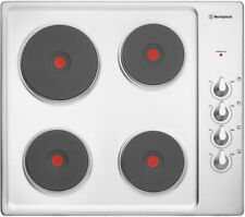 WHS642SA Westinghouse 60cm Electric Solid Cooktop