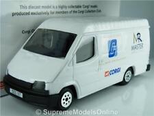 FORD TRANSIT VAN MODEL WHITE CARDS INC CORGI MASTER REPLICA CC07811 TYPE Y05J^*^