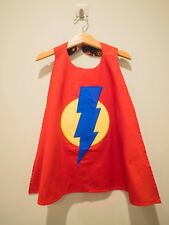 Superhero Capes Costumes for Kids Boys & Girls Party Favors Dress Up flash