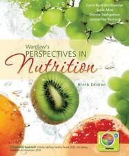 Perspectives in Nutrition by Carol Byrd-Bredbenner (2011, Ringbound)