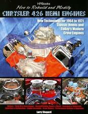 How to Rebuild and Modify Chrysler 426 Hemi Engines Book~1964-1971 & Modern~ NEW
