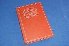 Scotts United States Specialized Catalogue Useful 1950 edition BlueLakeStamps