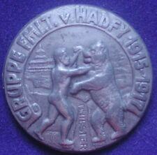 AUSTRIA KAPPENABZEICHEN W.W.I GRUPPE FMLT v. HADFY 1915/1917 DNIESTER GALIZIA #5