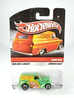 Hot Wheels Sweet Rides Cry Baby Green Anglia Panel Truck NEW NOC with Protecto