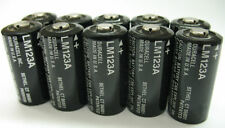 5 pcs CR123A 123A DL123A LM123A 123 Duracell Bulk 3V Lithium battery !