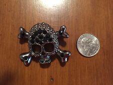 - New! Skull Brooch Halloween