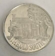 The Old South Metairie Louisiana Coin Medal
