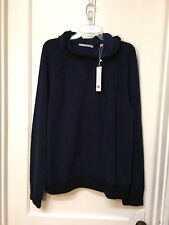 VINCE MENS CASHMERE BLEND HOODED PULLOVER SWEATER NEW SIZE XL $285.00