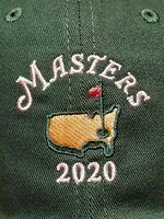2020 DATED Masters Golf Augusta National Strap Back American Needle Cotton Hat