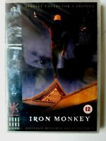 Iron Monkey DVD Region 2 Brand New Sealed