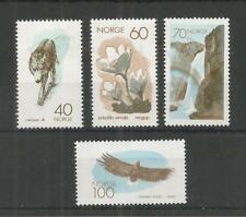 NORWAY 1970 NATURE CONSERVATION YEAR SG,644-647 U/MINT LOT 886B