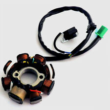 8 Poles Coils Ignition Stator Magneto FOR GY6 125cc 150cc Chinese Moped Scooter