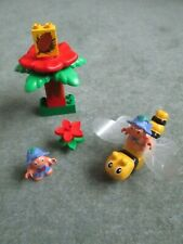 VINTAGE DUPLO - RARE - FOREST FRIENDS - THE BLUEBELLS - 2832