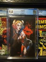 DCeased #1 Unknown Comics Exclusive Mico Suayan Virgin Variant Cover CGC 9.8