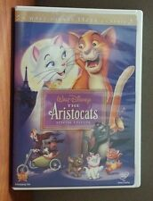 Authentic Disney: The Aristocats (Special Edition)  DVD   LIKE NEW