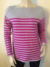 GAP Striped V Neck Long Sleeve Women's Jumpers & Cardigans