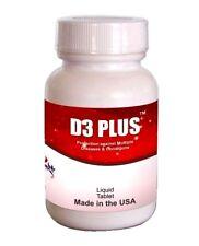 Vitamin D3 Plus  (D3 5000 IU, K2 as MK-7+Resveratrol 25 mg ( 60ct)