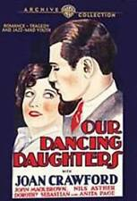 OUR DANCING DAUGHTERS NEW DVD