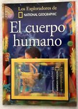 El cuerpo humano/ The Human Body (Los Exploradores De National Geographic) + DVD