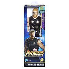 Avengers Infinity War Titan 30cm E1424 Thor Hasbro 2018