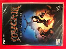 Myth III The Wolf Age PC CD ROM Dark Fantasy Strategy Game 2001