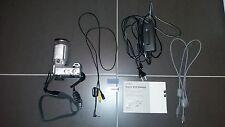 Sony Cyber-shot DSC-F717 5,0 MP Digitalkamera - Silber