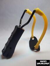 Steinschleuder Zwille Sport-schleuder Futterschleuder 10mm Gummi Neu