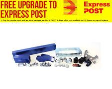 Aeroflow Billet EFI Fuel Rails (Blue) Suit Mazda 13B 6, 7 & 8