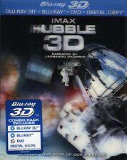 Hubble 3D [2D/3D]  [2 Discs] (2011, Blu-ray NEW) BLU-RAY/WS/3D