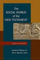 Social World Of The New Testament, The: Insights And Models
