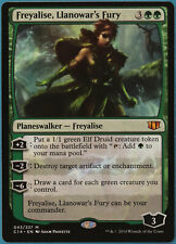 Freyalise, Llanowar's Fury Commander 2014 NM Mythic Rare CARD (126004) ABUGames