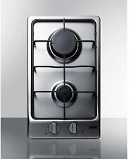 gas cooktop with griddle. Summit GC22SS 12\ Gas Cooktop With Griddle R